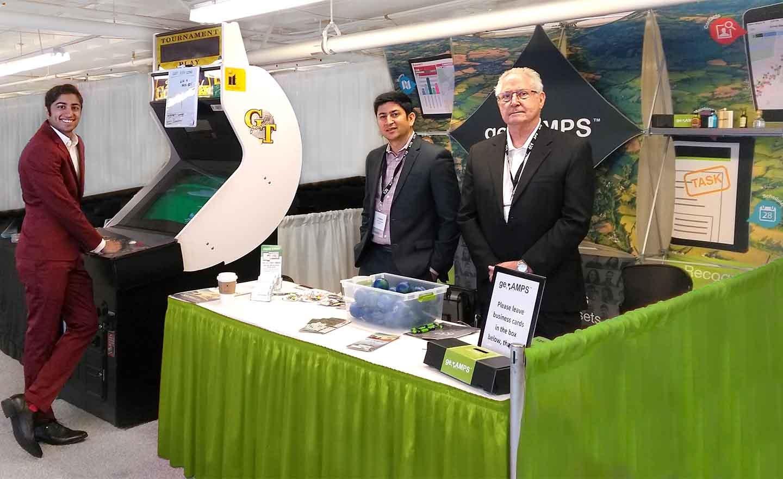 geoAMPS Participates in IRWA 2019
